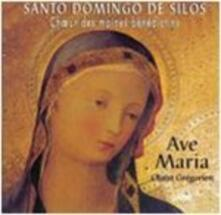 Ave Maria - CD Audio di Monaci dell'Abbazia di Santo Domigo de Silos