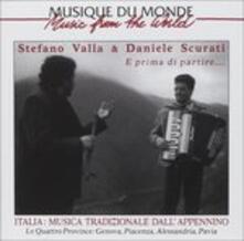 Musica Dell'appennino - CD Audio di Stefano Valla