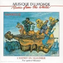 Spirit of Klezmer - CD Audio