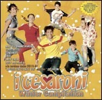 Cover CD Colonna sonora I Cesaroni 3