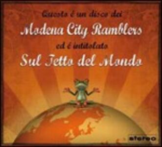 Sul tetto del mondo - CD Audio di Modena City Ramblers