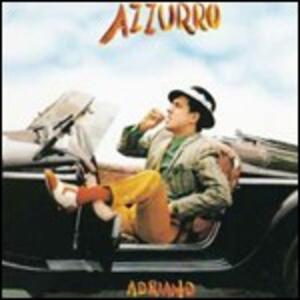 Azzurro - Vinile LP di Adriano Celentano