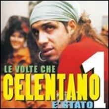 Le volte che Celentano è stato n.1 (Picture Disc) - Vinile LP di Adriano Celentano