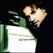 Dov'è la terra capitano? - CD Audio Singolo di Enrico Boccadoro