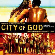 City of God (Colonna Sonora) - CD Audio di Antonio Pinto,Ed Cortes