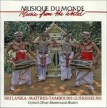 Ceylon's Drum Masters & - CD Audio