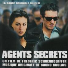 Agents Secrets (Colonna Sonora) - CD Audio di Bruno Coulais