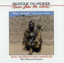 Mali. Music from the Hunt - CD Audio