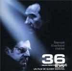 Cover CD Colonna sonora 36 Quai des Orfèvres