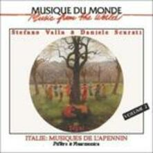 Music of the Apennins - CD Audio di Stefano Valla