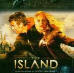 Cover CD The Island