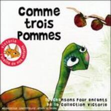 Comme Trois Pommes - CD Audio
