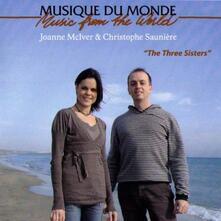 Three Sisters - CD Audio di Joanne McIver