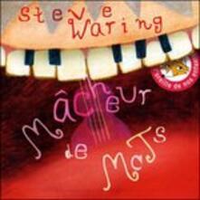 M'cheur De Mots - CD Audio di Steve Waring