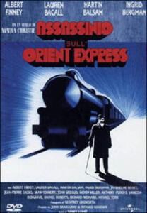 Assassinio sull'Orient Express di Sidney Lumet - DVD