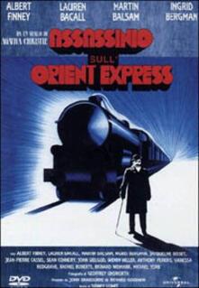 Assassinio sull'Orient Express (DVD) di Sidney Lumet - DVD