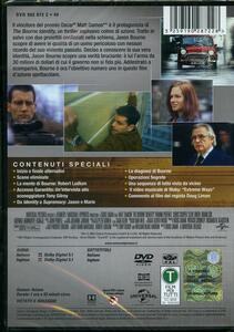 The Bourne Identity di Doug Liman - DVD - 2