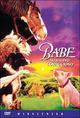 Cover Dvd Babe - Maialino coraggioso