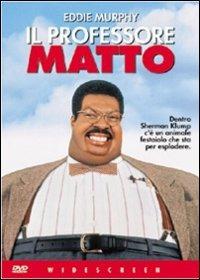 Cover Dvd Il professore matto