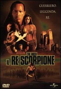 Il re scorpione di Chuck Russell - DVD