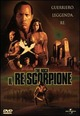 Cover Dvd DVD Il re scorpione