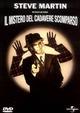 Cover Dvd Il mistero del cadavere scomparso