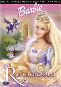 Locandina Barbie Raperonzolo