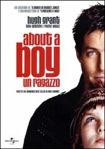 Film About a boy Chris Weitz , Paul Weitz