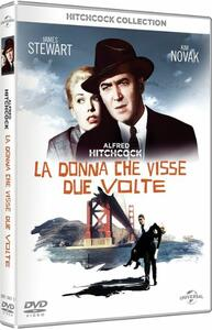 La donna che visse due volte di Alfred Hitchcock - DVD