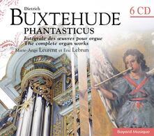 Phantasticus - CD Audio di Dietrich Buxtehude