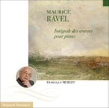 Oeuvre Pour Piano - CD Audio di Maurice Ravel