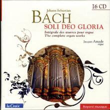 Musica per organo completa (Box Set) - CD Audio di Johann Sebastian Bach