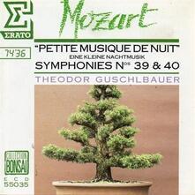 Sinfonia n.39 K543 in Mi - CD Audio di Wolfgang Amadeus Mozart