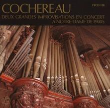 Improvisations En Conc. 1 - CD Audio di Pierre Cochereau