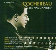 Les Incunables - CD Audio di Pierre Cochereau