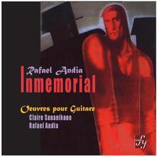 Inmemorial - CD Audio di Rafael Andia