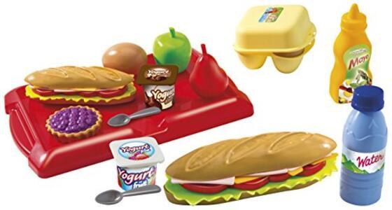 Cesto Set Sandwich Con Vassoio