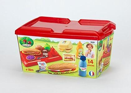 Cesto Set Sandwich Con Vassoio - 3