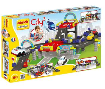 Set City 3 (5 Veicoli Inclusi)