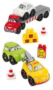 Carroattrezzi con 2 Auto e Mezzo Soccorso - 5