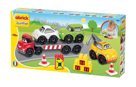Carroattrezzi con 2 Auto e Mezzo Soccorso - 6
