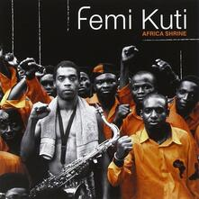 Afrika Shrine - CD Audio di Femi Kuti