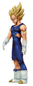 Figure Dragonball Majin Vegeta Battle Ed - 2