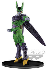Action Figure DragonBall Z Colosseum Cell