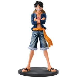 Giocattolo Figure One Piece Rubber Jeans. Blue Banpresto 0