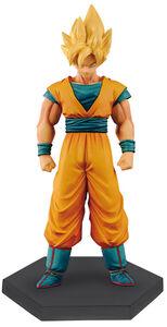 Giocattolo Figure Dragonball Goku S.S. DXF Ed. Banpresto
