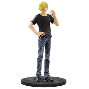 Giocattolo Figure One Piece Sanji Jeans. Black Banpresto 0