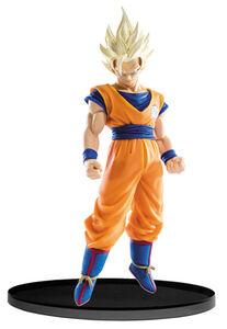 Giocattolo Figure Dragonball Goku S.S. 2 Banpresto 0