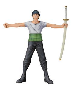 Giocattolo Figure One Piece Mihawk Battle Ed. Banpresto 1