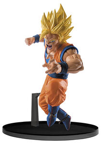 Giocattolo Figure Dragonball Goku S.S. Action Ed. Banpresto 0